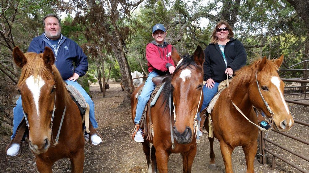 Stricker Trail  Rides: 100 Wild Turkey Blvd, Boerne, TX