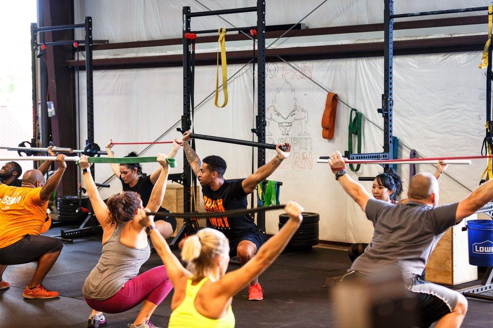 Breakaway Fitness and Athletics: 2960 N Miami Ave, Fresno, CA