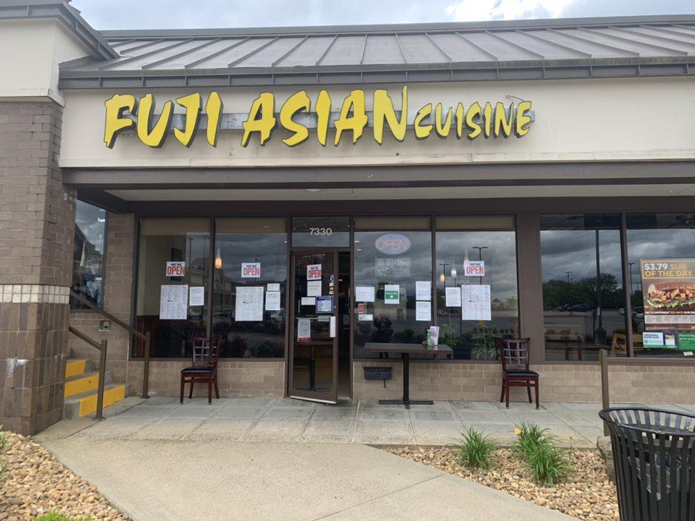 Fuji Asian Cuisine: 7330 Bell Creek Rd, Mechanicsville, VA