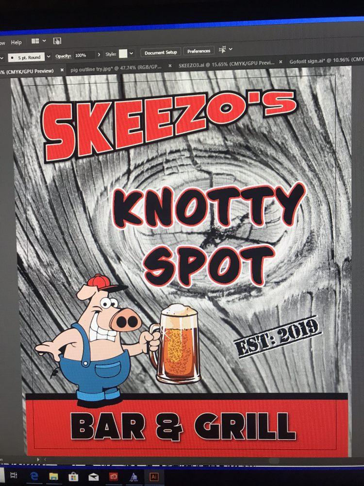 Skeezo's Knotty Spot: 827 5th Ave, Antigo, WI