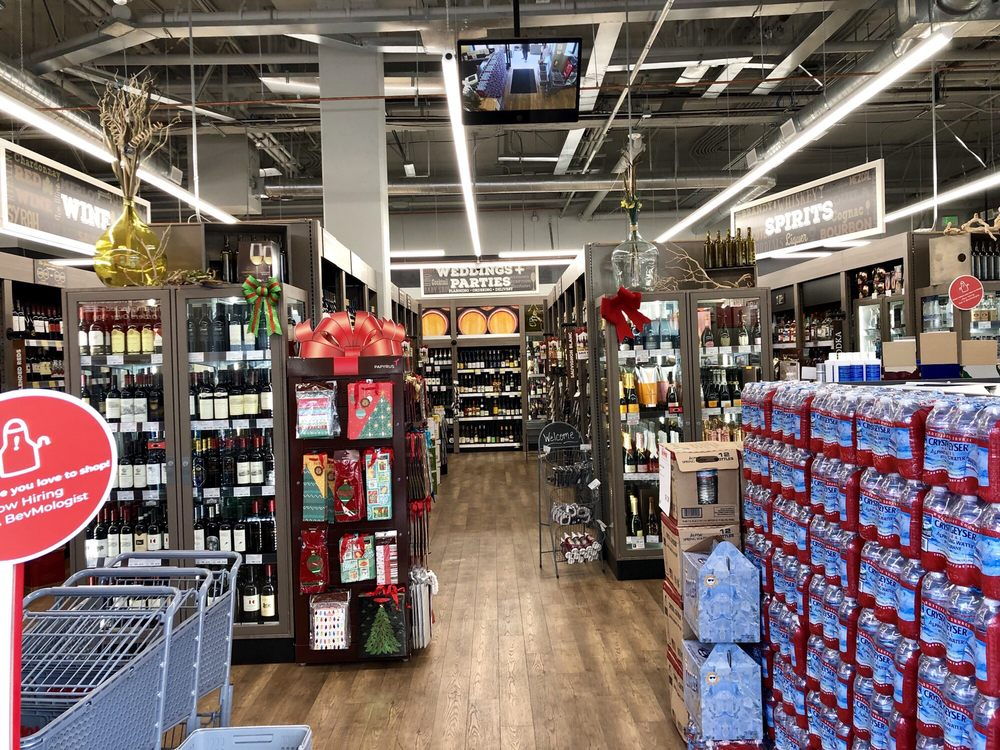 BevMo!: 5212 Wilshire Blvd, Los Angeles, CA