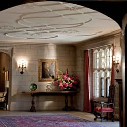 Edsel And Eleanor Ford House Interior