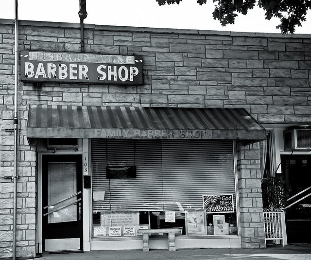 Hubbard Lane Barber Shop: 105 S Hubbards Ln, Louisville, KY