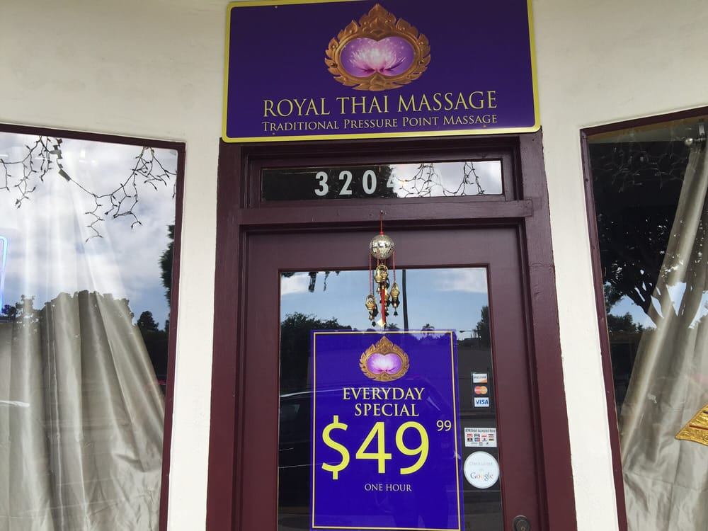 royal thai massage charda