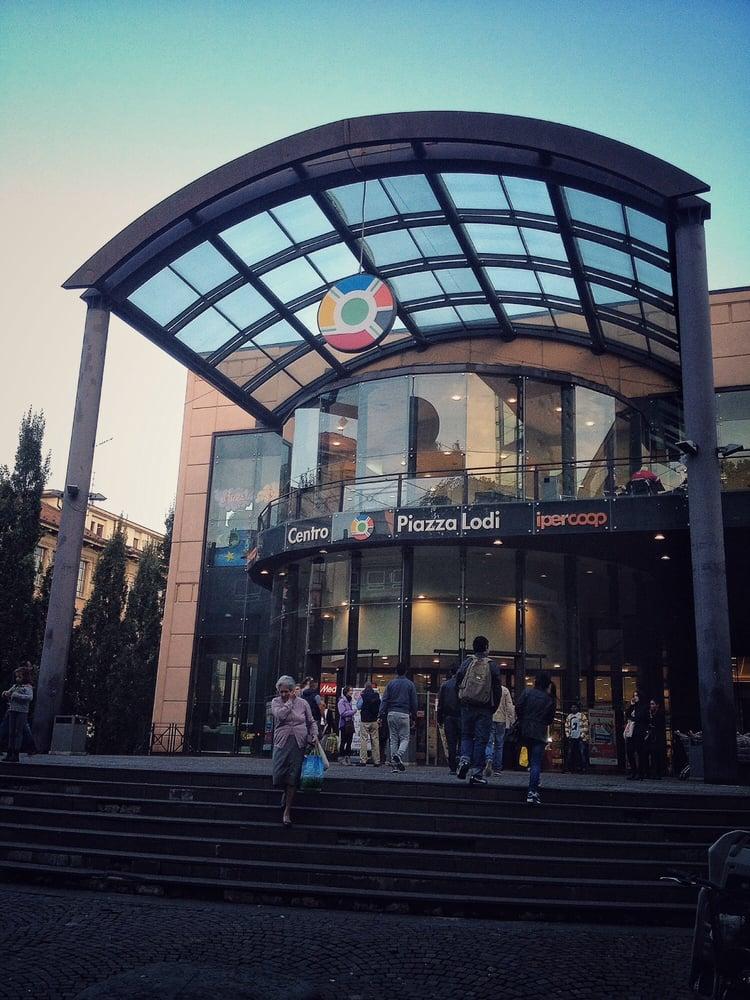 Centro Piazza Lodi