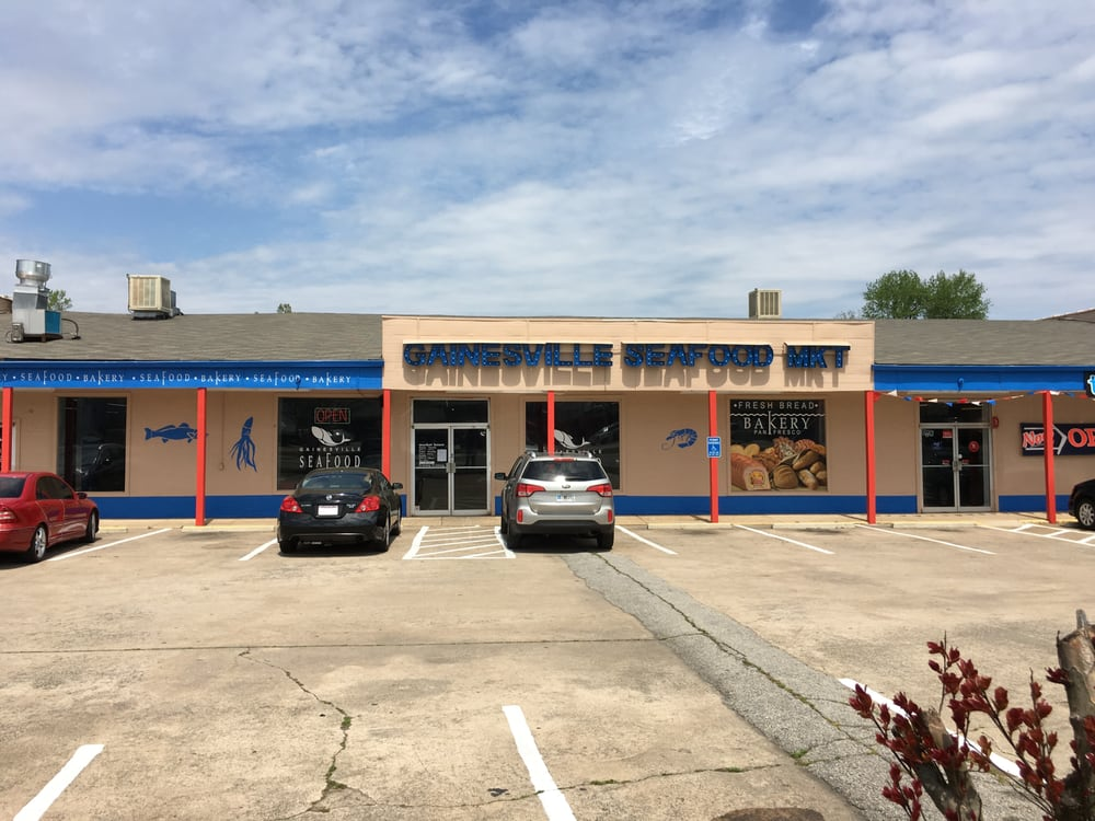 New Seafood Restaurant In Gainesville