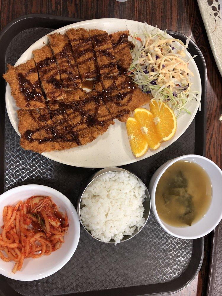 Happy Family korean food: 16593 River Ridge Blvd, Woodbridge, VA