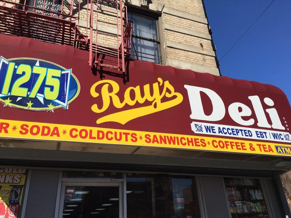 Ray's Deli: 1275 Webster Ave, Bronx, NY
