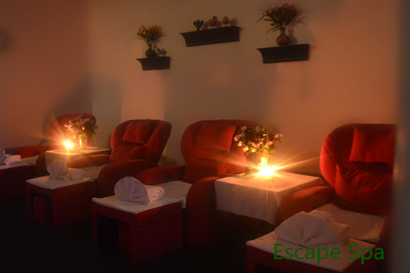 Escape Spa: 4484 Jimmy Lee Smith Pkwy, Hiram, GA