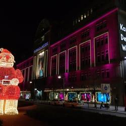 Weihnachtsbeleuchtung Kurfürstendamm.Weihnachtsbeleuchtung Kudamm 11 Fotos Sehenswürdigkeiten Ecke