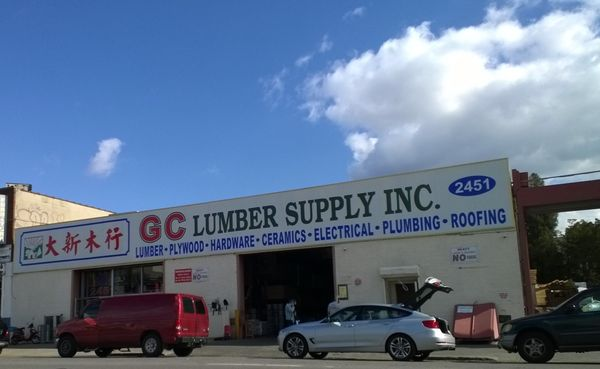 gc lumber supply building supplies 2451 coney island ave gravesend brooklyn ny phone. Black Bedroom Furniture Sets. Home Design Ideas