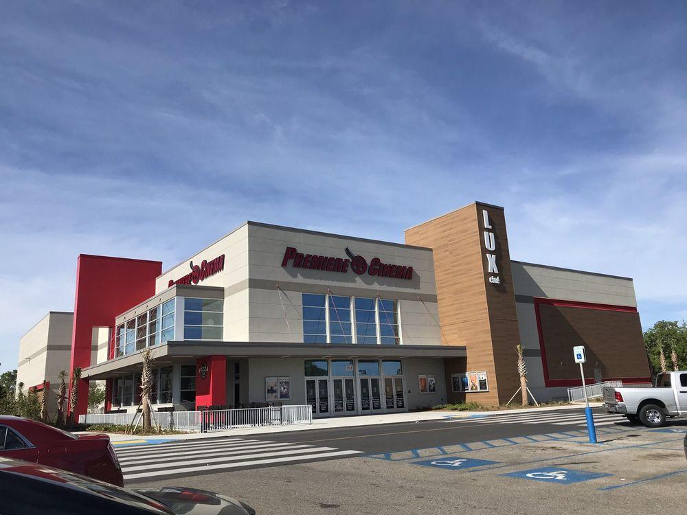 Premier Cinema: 2588 Beach Blvd, Biloxi, MS