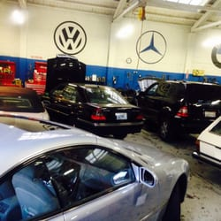High Quality Photo Of Salu0027s Autohaus Mercedes Benz Service   San Francisco, CA, United  States.