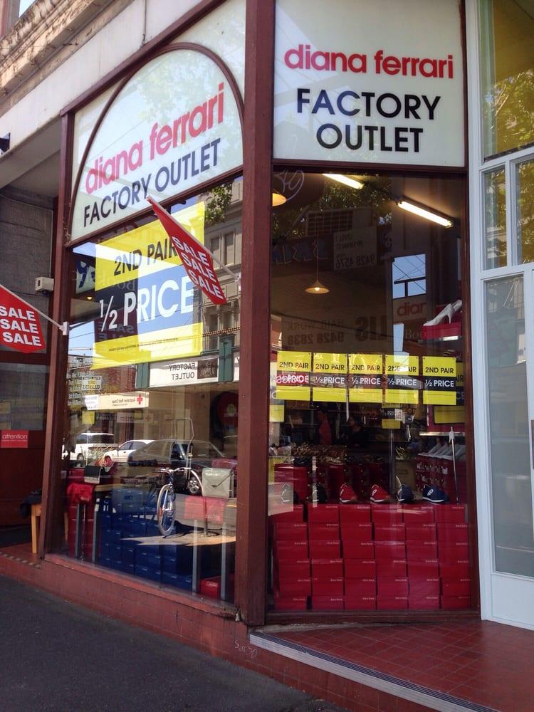 Shoe Shops In Richmons Victoria