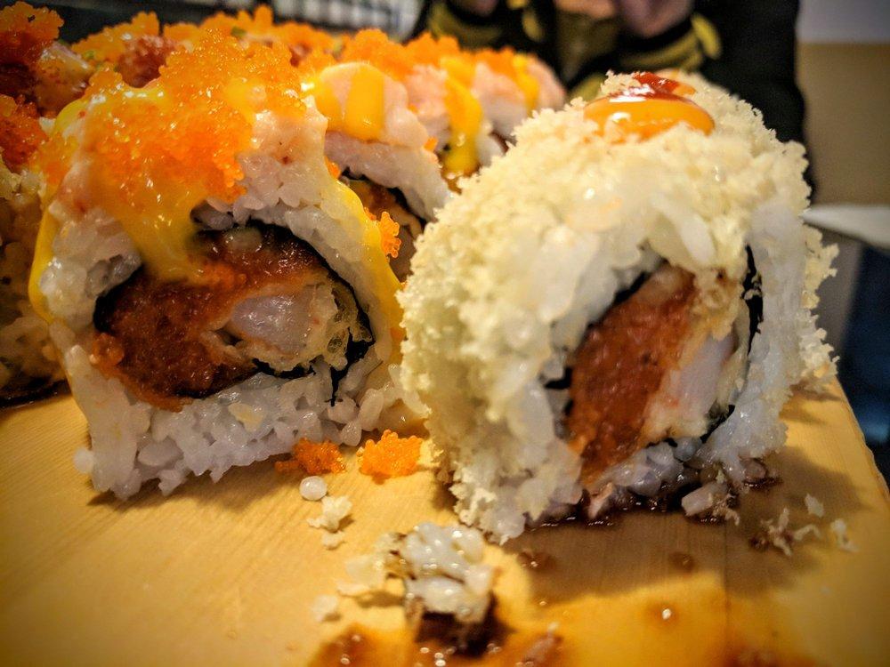 Aloha Sushi: 425 E Foothill Blvd, Azusa, CA