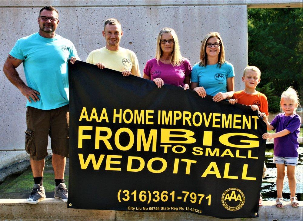 AAA Home Improvement: 1916 S Main St, Wichita, KS