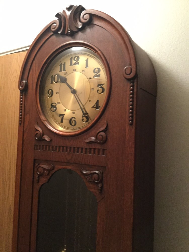 Jim's Clock Repair: 3877 Gresham Cir N, Oakdale, MN