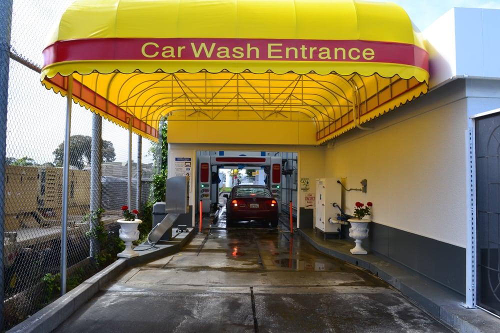 Car Wash San Bruno