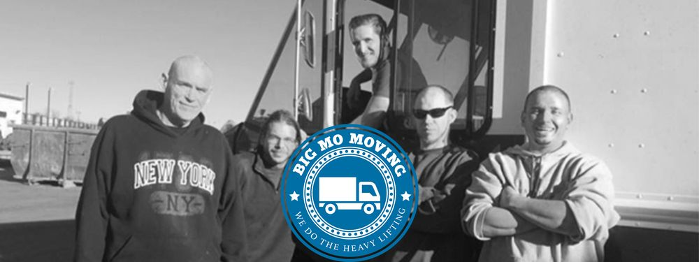 Big Mo Moving: 1477 N Broadway Ave, Springfield, MO