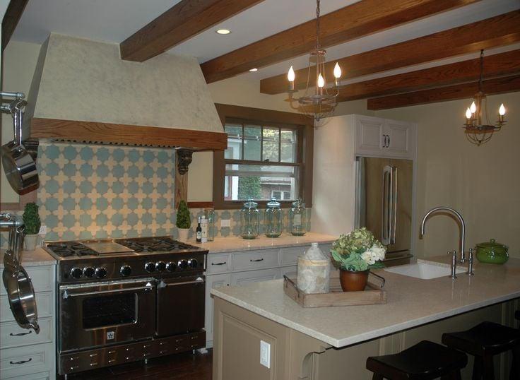 """As seen on TV. Brakur's kitchen on DIY """"Kitchen Crashers ..."""