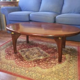 Beautiful Photo Of John Albert Furniture   Monroe, VA, United States. Solid Walnut  Coffee