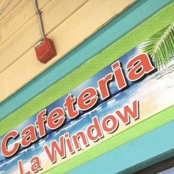 La Window Cafeteria 1508 Sw 8th St Shenandoah Miami Fl