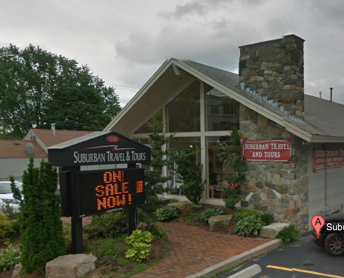 Suburban Travel: 1250 Mineral Spring Ave, North Providence, RI