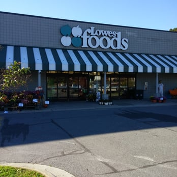 Lowes Foods Asheboro Hours