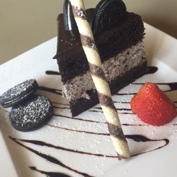 Photo of Destiny Tea Cafe - Scarborough, ON, Canada. Cookies and Creme Cheesecake
