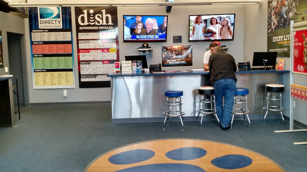 Big Dog Satellite: 1310 Yellowstone Ave, Pocatello, ID
