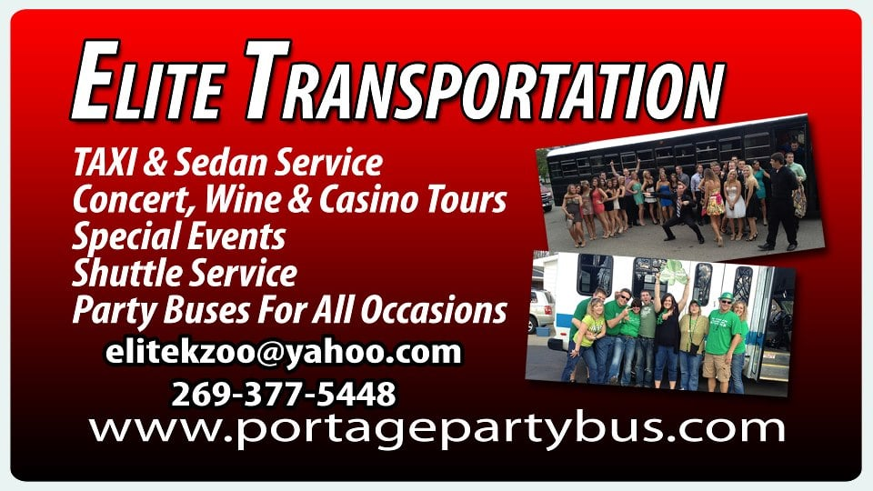 Elite Transportation: 912 N Park St, Kalamazoo, MI