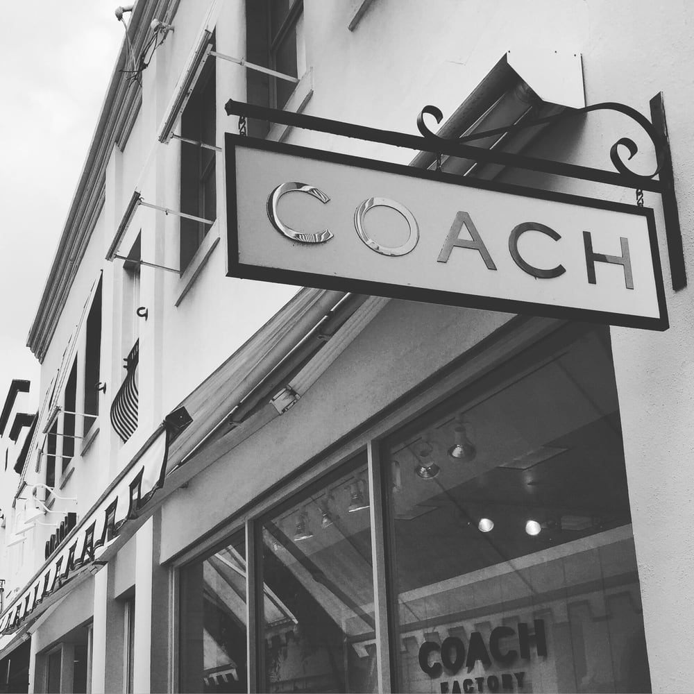 Coach Store: 517 Duval St, Key West, FL