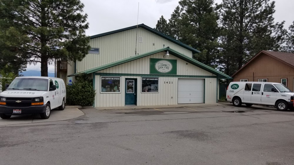 Country Lock & Key: 1421 E 3rd Ave, Post Falls, ID