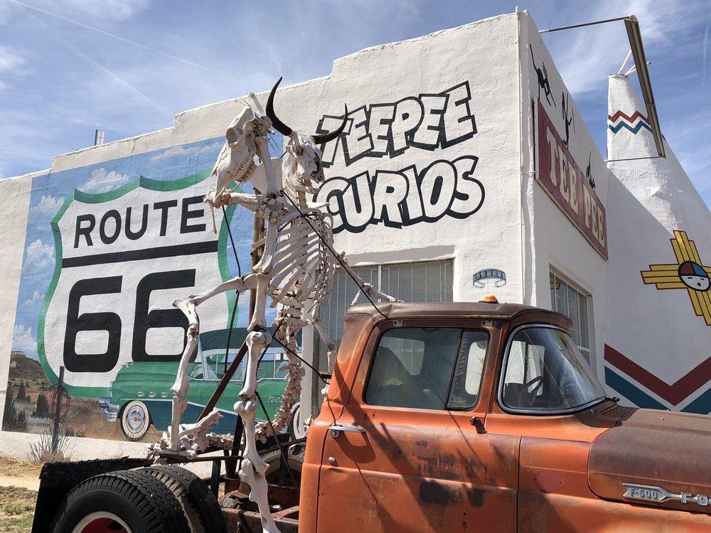 Tee Pee Curios: 924 E Tucumcari Blvd, Tucumcari, NM