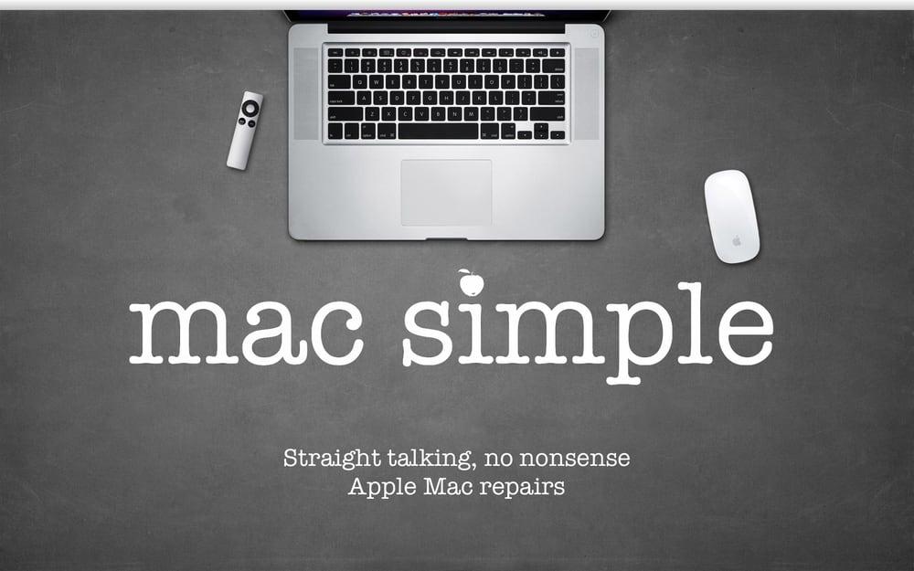 Mac Simple: 1325 W Main St, Charlottesville, VA