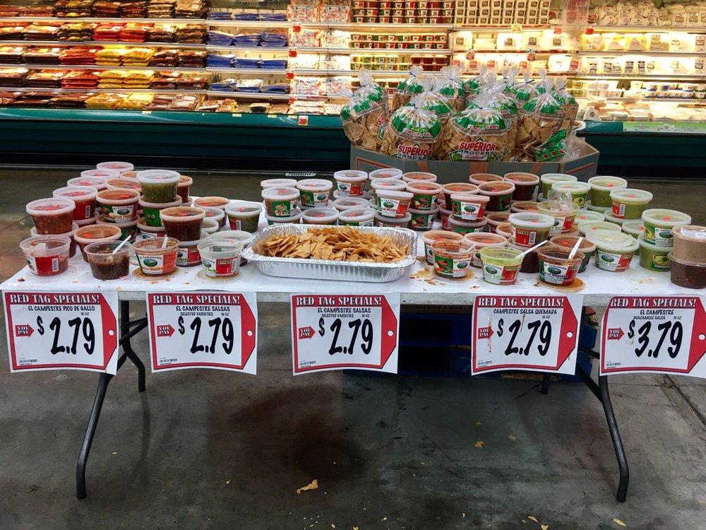 Superior Grocers: 1858 N Durfee Ave, South El Monte, CA
