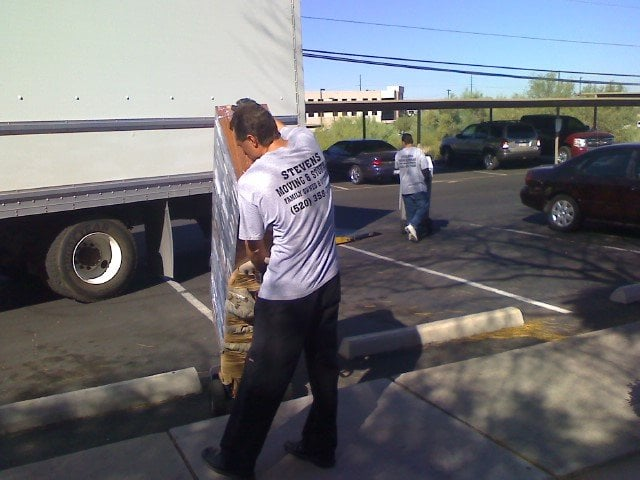Stevens Moving and Storage