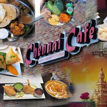 Chennai Cafe Round Rock Menu