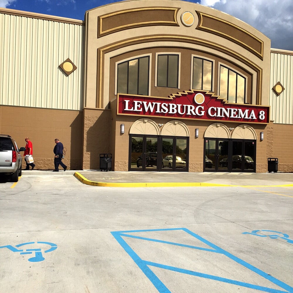 What Movies Are Playing At Lewisburg Cinema 8