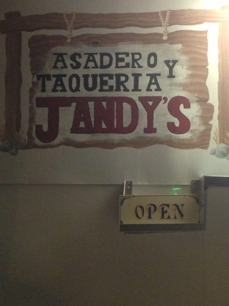 Asadero Y Taqueria Jandys: Corner Of S Camino Verde And Valencia Rd, Valencia West, AZ