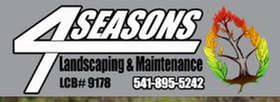 4 Seasons Landscaping & Maintenance: Creswell, OR