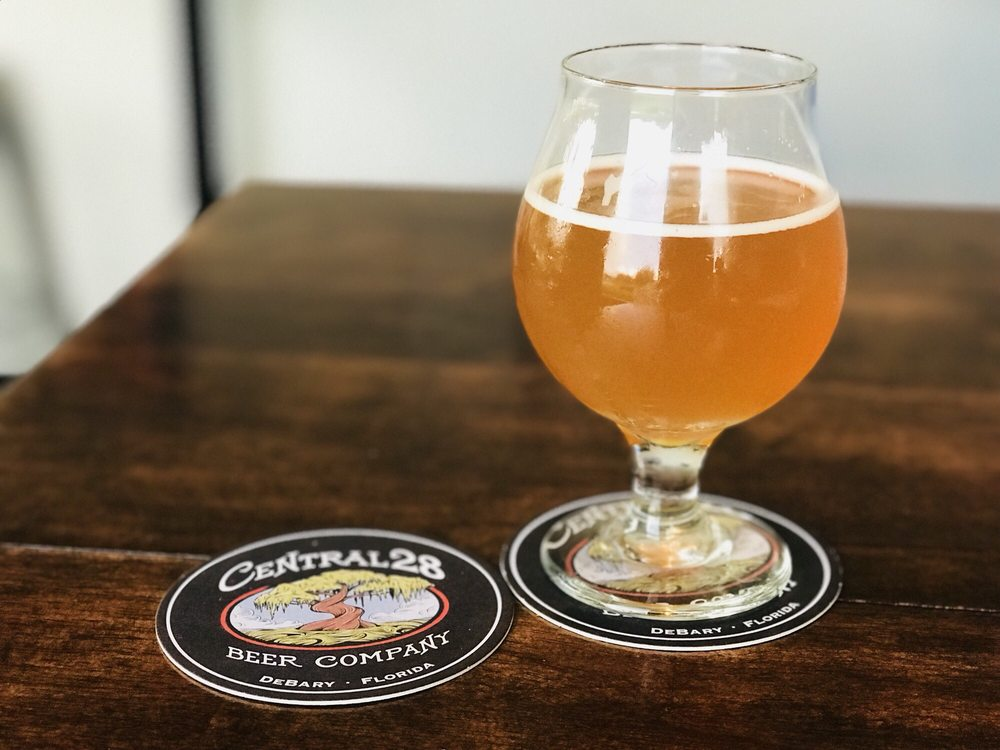 Central 28 Beer Company: 290 Springview Commerce Dr, Debary, FL