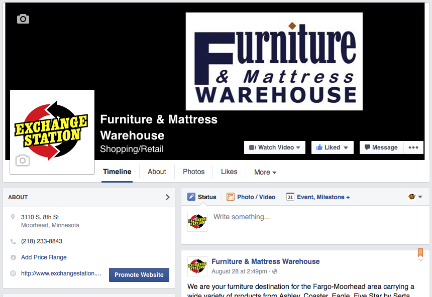 Furniture U0026 Mattress Warehouse   Furniture Stores   3110 8th St S, Moorhead,  MN   Phone Number   Yelp