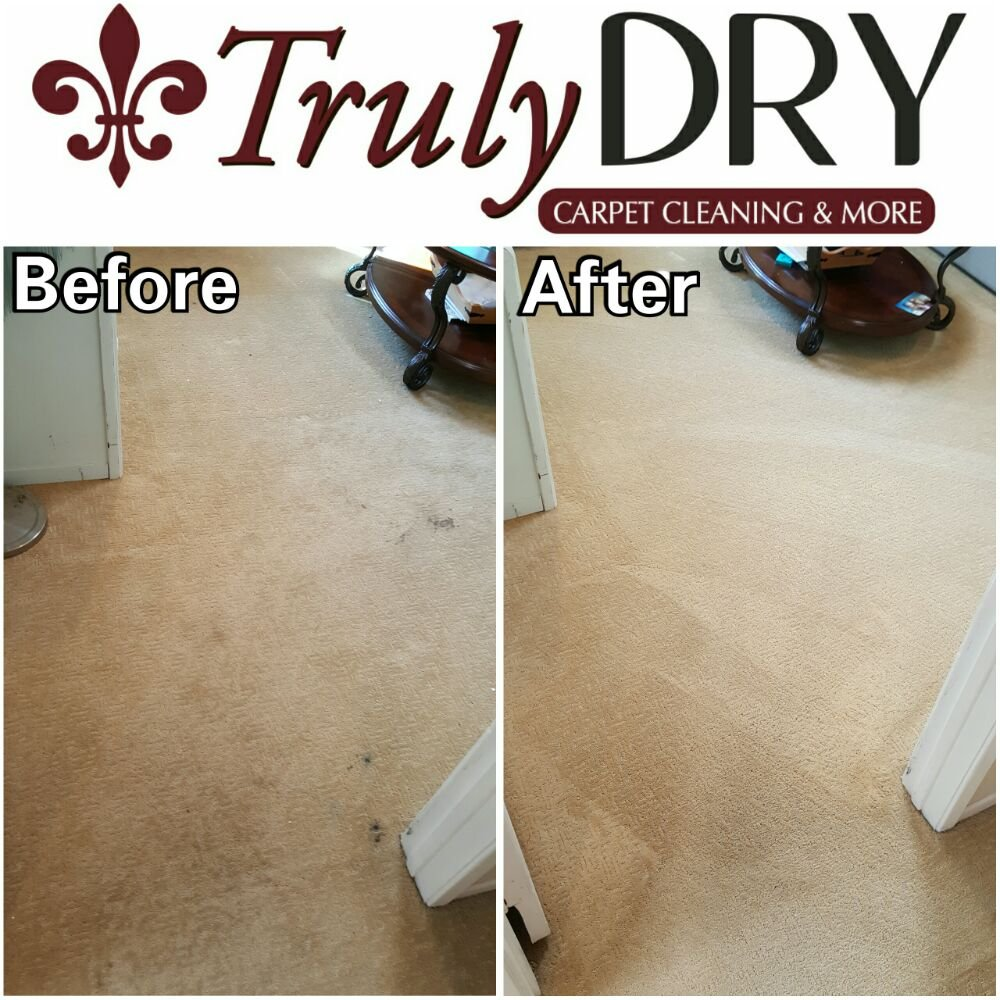 Truly Dry Carpet Cleaning