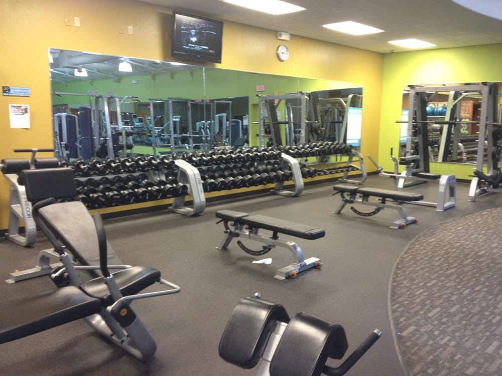 Anytime Fitness: 105 W Aztec Blvd, Aztec, NM