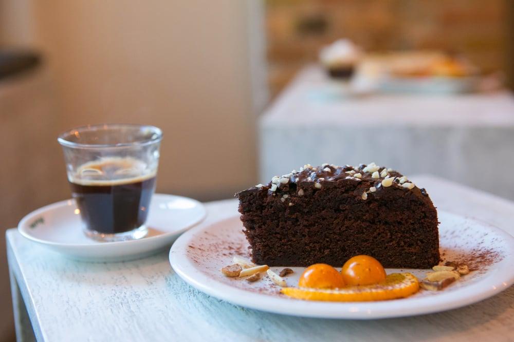 Schoko Ingwer Orangen Kuchen Yelp