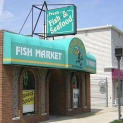 Andrea S Fish Market Fisk Skaldjursmarknader 28419