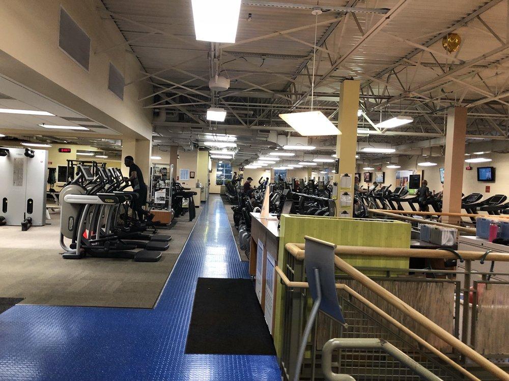 Social Spots from Lifebridge Health & Fitness