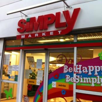 simply market supermarch s 44 rue des alouettes. Black Bedroom Furniture Sets. Home Design Ideas