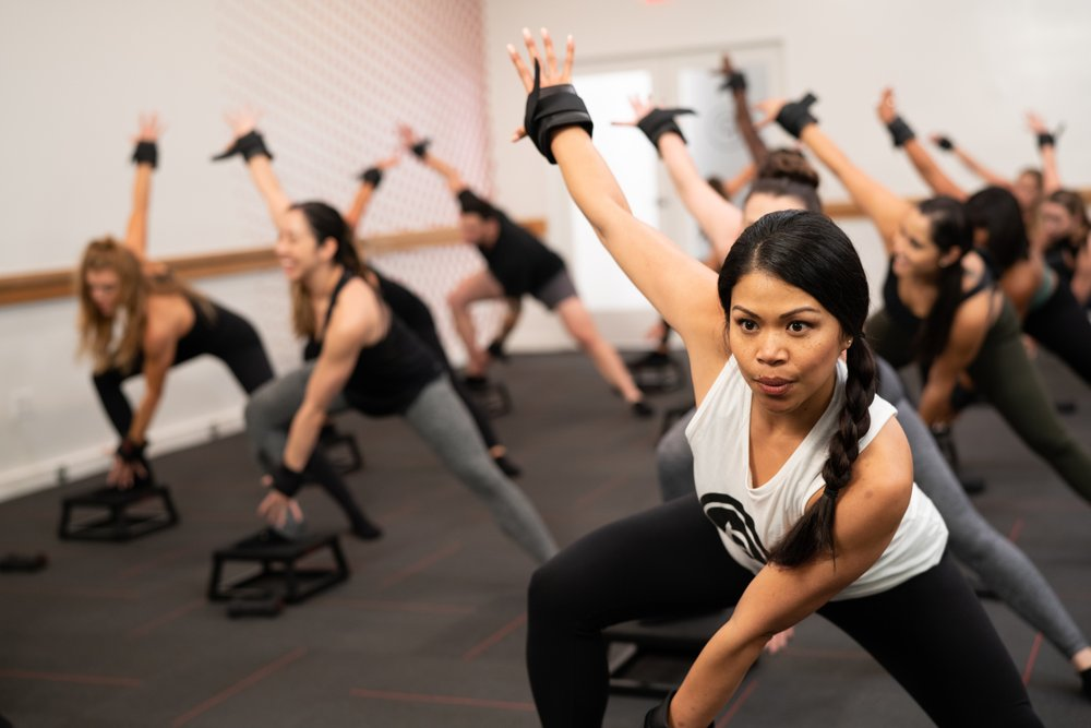 Social Spots from Pure Barre - Wellesley